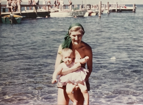 Summer 1956, Lake Tahoe, California