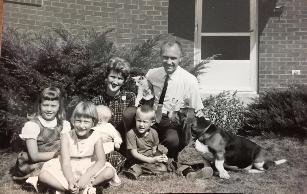 1963 smythe family