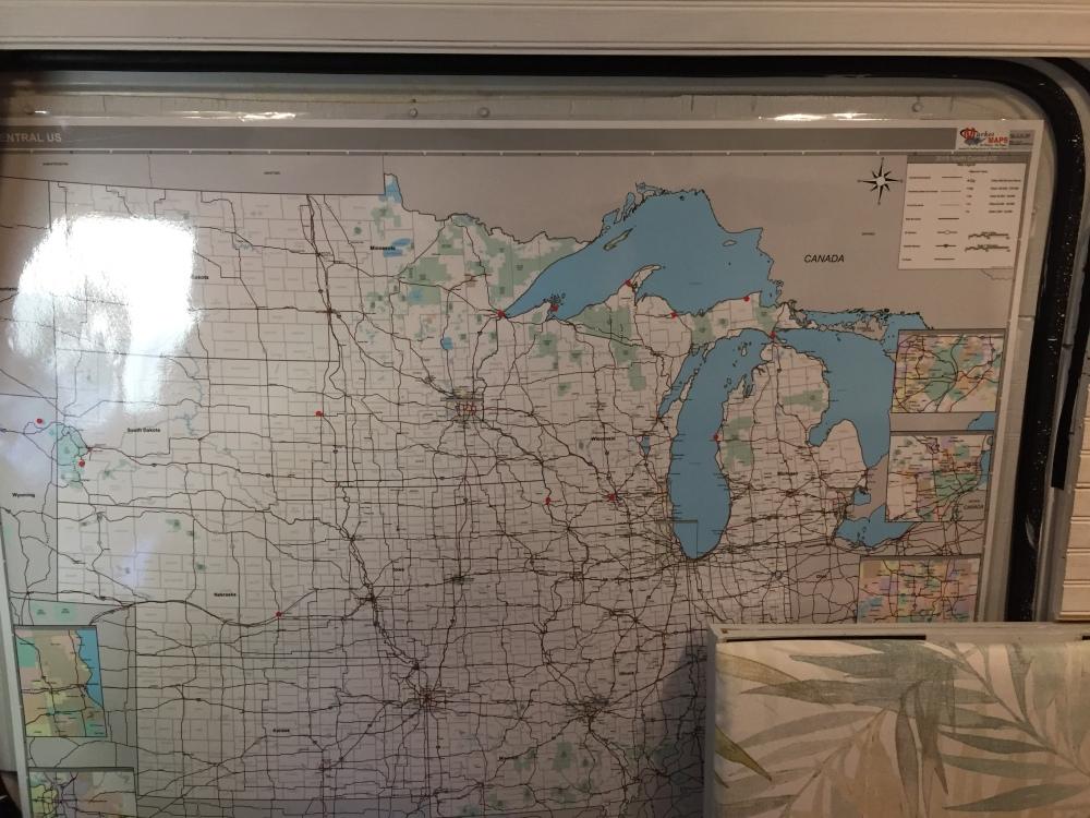 van map